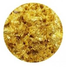 24K Granül Altın (1 gr, Yaprakcık Formunda, 300 Kullanımlık)