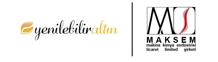 Yenilebilir Altın - Maksem Logo